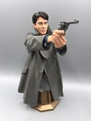 "Titan Doctor Who Torchwood Captain Jack Harkness Maxi Bust 8"" BBC $39.95"