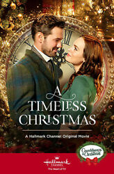 A Timeless Christmas 2020 Hallmark Holiday Movie DVD or Blu ray PROMO RARE NEW $15.99