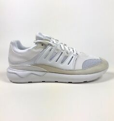 Adidas Originals Tubular 93 Mens 13 Off White Running Shoes Sneakers S82513 $44.95