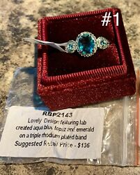 Ring Bomb Party Size 8 Lot $37.00