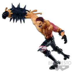 Banpresto One Piece Battle Record Collection Figure Charlotte Katakuri BP16397 $29.99