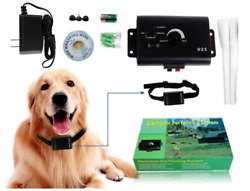 Underground Wireless Electric Dog Fence Pet Containment System Shock Collars US $39.99