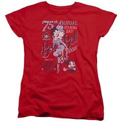 Betty Boop Boop Ball Women#x27;s T Shirt