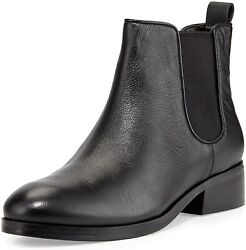 Cole Haan 251995 Mens Conway Leather Waterproof Chelsea Boots Black Size 8.5 M $180.00