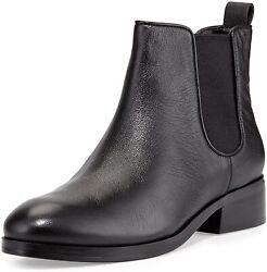Cole Haan 251999 Mens Conway Leather Waterproof Chelsea Boots Black Size 8 M $180.00