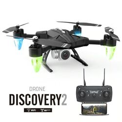 FPV Drone Quadcopter with Camera Professional 4K Height Hold GPS Kids Adult Toy $94.99