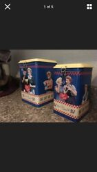 I Love Lucy Decorative Kitchen Canister Tin Collectible by Vandor $40.00