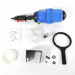 Fertilizer Injector Dispenser 0.4% to 4% Water Driven Injector Device Adjust USA $79.09