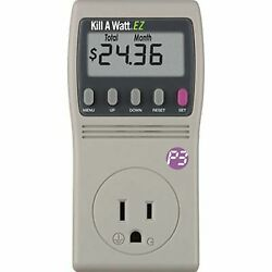 P3 International P4460 Energy Monitor Kill A Watt EZ $50.99