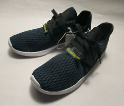 NWT Champion Impact Womens 11M Navy Mesh Cushion Insole Comfort Sneakers $17.98