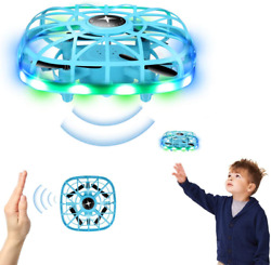 RC Drone Mini Drone for Kids and Beginners Mini Drones Quadcopter with LED Lig $40.68
