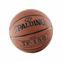 Spalding TF 150 Outdoor Basketball Intermediate Size 6: 28.5 New Free Shipping $16.60
