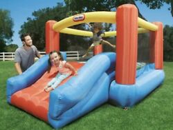 Little Tikes Jump #x27;n Slide Inflatable Bounce House $189.95
