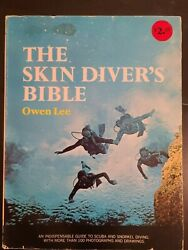 The Skin Diver#x27;s Bible by Owen Lee 1968 Paperback $12.99