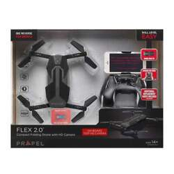 Flex 2.0 Compact Folding Drone with HD Camera NEW $70.00