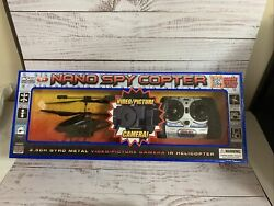 World Tech Toys Nano Spy 3.5ch RC Helicopter with Camera $20.00