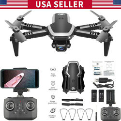 CSJ S171 RC Drone Camera 4K Quadcopter Function Trajectory Flight 2 Battery US $42.99