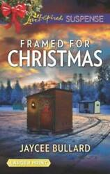 Framed for Christmas Love Inspired Suspense Mass Market Paperback GOOD $4.07