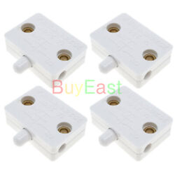 4 Sets Cabinet Wardrobe Door Touch Lamp Switch DC12V 24V AC100 250V 1A WT $9.50