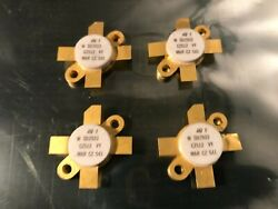 Lot of 4 ST SD2933 RF Power Transistors Used in Excellent condition $60.00
