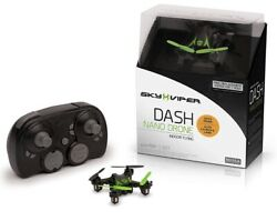 Sky Viper Dash Nano Drone New in box $27.95