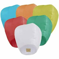 Chinese Lanterns 6 Pack Paper Weddings Birthday Party New Years Festival $19.64