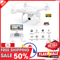 Potensic T25 Drone 1080P HD Camera RC Quadcopter FPV GPS Drones with Carry Case $159.99