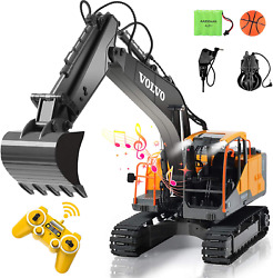 DOUBLE E RC Excavator 3 in 1 Construction Truck 17 Channel 1 16 Scale Full Funct $109.75