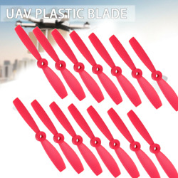 16Pcs Red Propellers Props Blades Replacement For Parrot Mini Drone Accessories $5.89