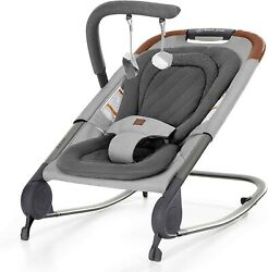Born free KOVA Baby Bouncer Baby Rocker with Two Modes of Use Removable To... $144.99