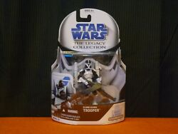 Clone Scuba Trooper #10 Star Wars Legacy Collection BAD Build a Droid Factory $17.23