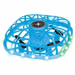 HAOMARK Hand Operated Drone Kids Adults Flying Ball With Led Flashing UFO 360 $31.89