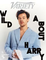 VARIETY MAGAZINE DECEMBER 2020 HITMAKERS 2020 WILD ABOUT HARRY STYLES BRAND NEW $24.99