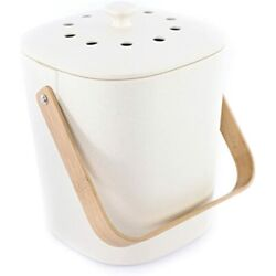 Bamboozle Food Composter Indoor Bin For Kitchen Natural amp;amp Dining $54.99