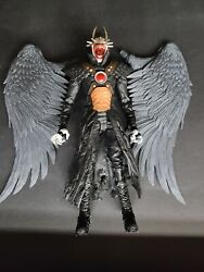McFarlane DC Multiverse Batman who Laughs with Sky Tyrant Wings Loose complete $22.00