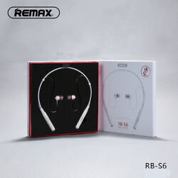 Remax Sport Wireless Earphone in Ear for PC TV Gym Running Jogging White $20.00