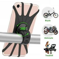 Silicone Universal Bicycle Phone Holder for Smartphones $14.99