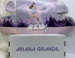 New ARIANA GRANDE R.E.M. Gift Set FAN BOX For Display Showcase No Contents $13.90