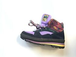 Meindl active shoes boots hiking outdoor trekking women#x27;s size 37 hippie color $150.00