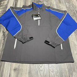 FootJoy Golf Long Sleeve Sport Windshirt Size Large NWT $50.96