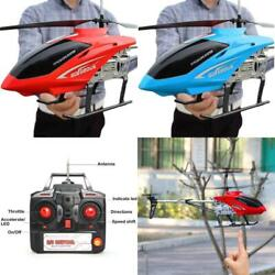 Super Large Helicopter RC Model Vehicle Remote Control Outdoor Aircraft Fly Toy $61.99