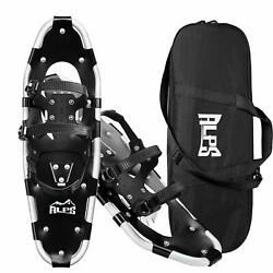 ALPS Snowshoes Black 22 25 27 30in with Carrying Bags for Outdoor Activities $99.99