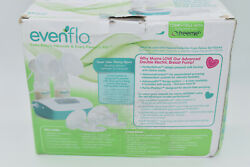 Evenflo Advanced Double Electric Breast Pump $41.46
