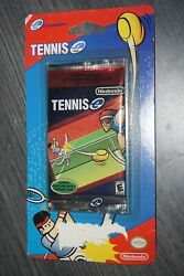 Tennis for E Reader Cards Pack Game Boy Advance GBA NEW Sealed $15.99