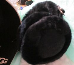 NEW WITH TAGS UGG EARMUFFS ONE SIZE FITS ALL $45.95