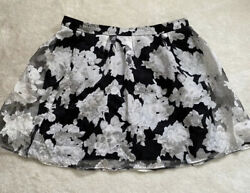 Forever 21 Womens Skirt A Line Floral Ladies Plus Size 2X fits like 1X $11.99