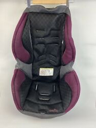 Evenflo Sureride DLX Black Purple Car Seat Spare Replacement Fabric Cover ONLY $17.99