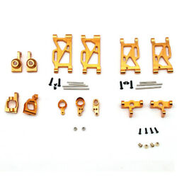 Metal Upgrades Parts Kit For 1 14 WLtoys 144001 RC Car Bearings Accessory $26.13