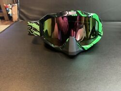 Moto Cross Ski Goggles Tinted Never Worn $30.00