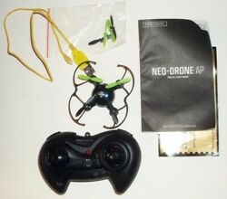 Protocol Neo Drone AP Mini Stunt Quadcopter 6182 4EC with Charger amp; Remote $19.99